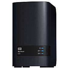 WD My Cloud EX2 Personal Cloud