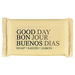 Good Day Scented Amenity Bar Soap