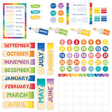 Creative Teaching Press Painted Palette Calendar