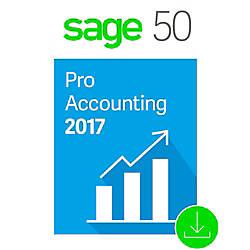 Sage 50 Pro Accounting 2017 US