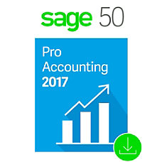 Sage 50 Pro Accounting 2017 US