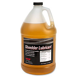 HSM Shredder Lubricant Gallon Bottle 4