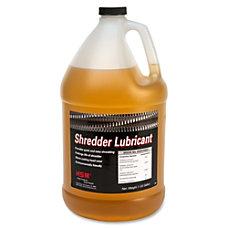 HSM Shredder Lubricant Gallon Bottle 4
