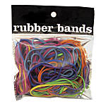 Fashion Rubber Bands Assorted Colors
