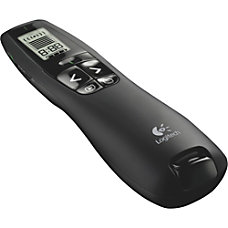 Logitech R800 Professional Presenter Black 910