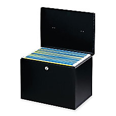 Buddy Hanging File Box External Dimensions