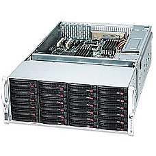 Supermicro SuperChassis SC847E26 R1K28LPB System Cabinet