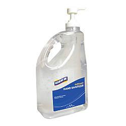 Genuine Joe Gel Hand Sanitizer 64