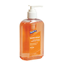 Genuine Joe Antibacterial Moisturizing Liquid Soap
