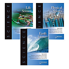 Saddleback Educational Publishing Science Workbook Sample