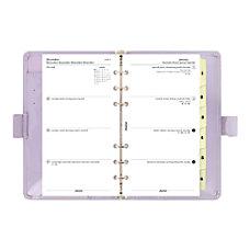 Filofax Patent Organizer 6 34 H