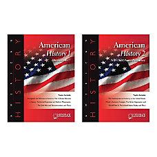 Saddleback Educational Publishing American History Sample