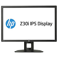 HP Business Z30i 30 LED LCD