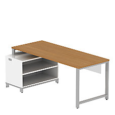 BBF Momentum 72 Straight Desk With