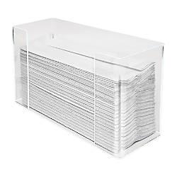 Kantek Acrylic C Fold Dispenser