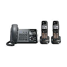 Panasonic KXTG9392T 2 Line DECT 60