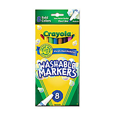 Crayola Art Markers Fine Point Type