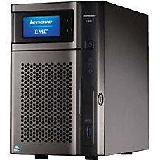 Lenovo StorCenter px2 300d Network Storage
