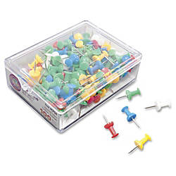 Gem Office Products Push Pins 04