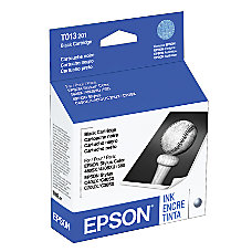 Epson T013 T013201 Black Ink Cartridge