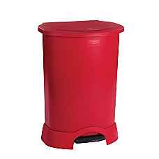 Rubbermaid Step On Container 30 Gallons