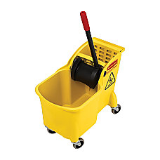 Rubbermaid Bucket And Wringer Combination 31