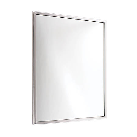 See all flat mirror 18 x 24 by office depot officemax for Mirror 18 x 24