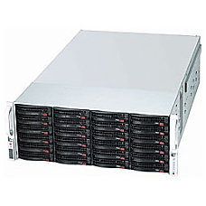 Supermicro SuperChassis SC847E16 R1K28JBOD System Cabinet