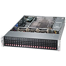 Supermicro SuperChassis SC216BE26 R920WB System Cabinet