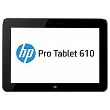 HP Pro Tablet 610 G1 32