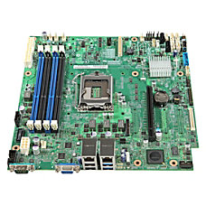 Intel S1200V3RPO Server Motherboard Intel C224