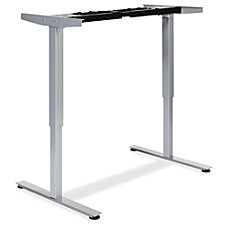 Lorell Electric Height Adj Sit Stand