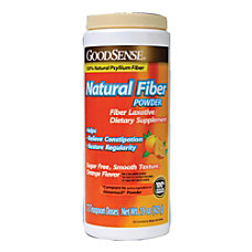 GoodSense Natural Fiber Powder Natural 304