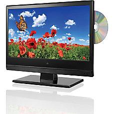GPX TDE1384B 133 TVDVD Combo HDTV