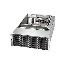 Supermicro SuperChassis SC846BE16 R1K28B System Cabinet