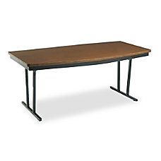 Barricks Economy Folding Conference Table Boat