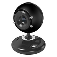 Adesso CyberTrack Q1 Webcam 13 Megapixel