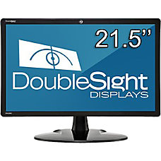 DoubleSight Displays DS 220C 215 LED