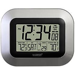 La Crosse Technology Wall Clock
