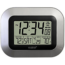 La Crosse Technology Wall Clock