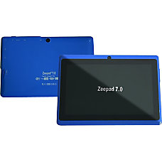 Zeepad 4 GB Tablet 7 Wireless