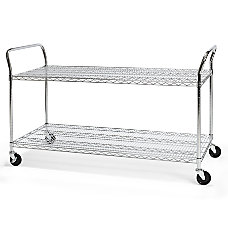 OFM Wire Mobile Cart 29 34