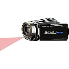 BellHowell DNV16HDZ Digital Camcorder 3 Touchscreen