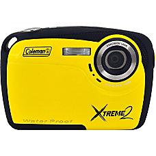 Coleman Xtreme2 C12WP 16 Megapixel Compact