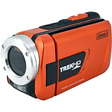 Coleman TrekHD Digital Camcorder 3 LCD