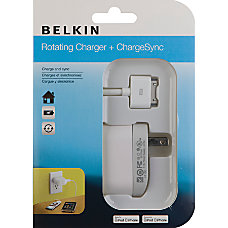 Belkin Rotating Charger For iPhone And