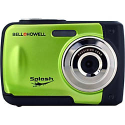 BellHowell WP10 Compact Camera Green