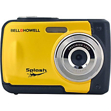 BellHowell WP10 Compact Camera Yellow
