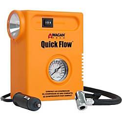Wagan Quick Flow Air Compressor