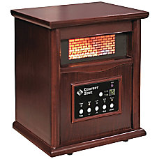 Comfort Zone CZ2020C IR Quartz Heater